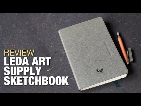 Review: Leda Art Supply Sketchbook