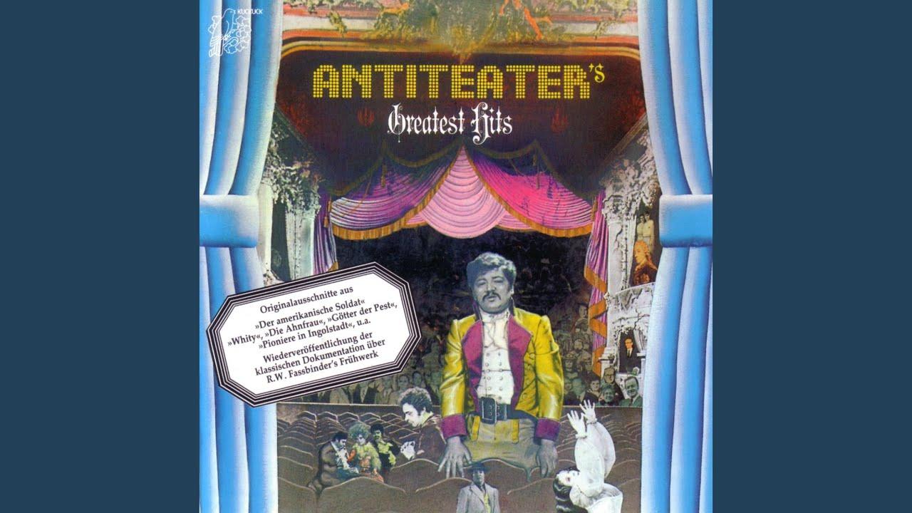 Antiteater, musically