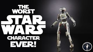 The WORST Star Wars Character Ever Gets a Toy