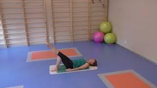 Cvičební jednotka pro procvičení celého těla