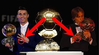 Every Ballon d'Or winner (1956-2018)