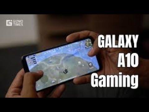 Samsung Galaxy A10 (Kamera,Ses,Oyun)Testi