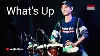 Download lagu What s Up Koplo MP3
