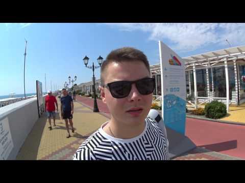 Пляж отеля Бархатные сезоны в Адлере!
