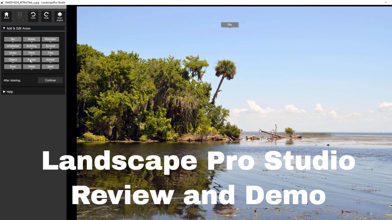 landscape pro studio review and demo youtube