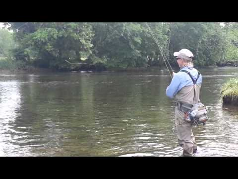 Stalking SoHo Sulphur Sippers 6-8-13 Jeff Wilkins Fly Fishing