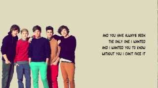 One Direction - Everything About You (Karaoke Instrumental)