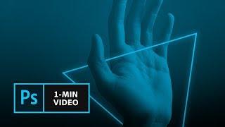 Einen Neoneffekt erzeugen mit Photoshop CC |Adobe DE