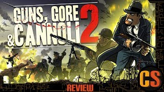 GUNS, GORE & CANNOLI 2 - PS4 REVIEW