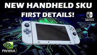 Nintendo Switch - New Dockless Handheld SKU Revealed!