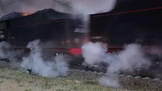 """""""Прибытие поезда"""" в Зеленогорск, 25 октября 2018 г."""