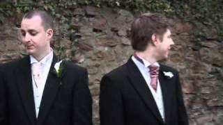 wedding video hatfield college