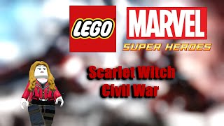 Scarlet Witch (Civil War) in Lego Marvel Super Heroes