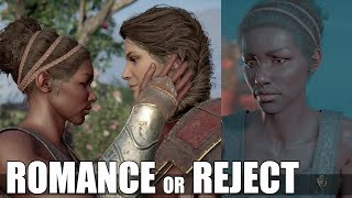 Romance or Reject Roxana (All Dialogue Choices) - NO DAMAGE Sparring - Assassin's Creed Odyssey