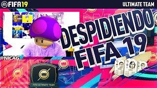 🔴DESPIDIENDO FIFA 19/ DIRECTO
