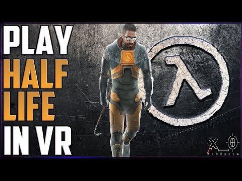 Half Life VR Tutorial - Oculus Rift + HTC Vive (HLVR + DLC How to Play Video)