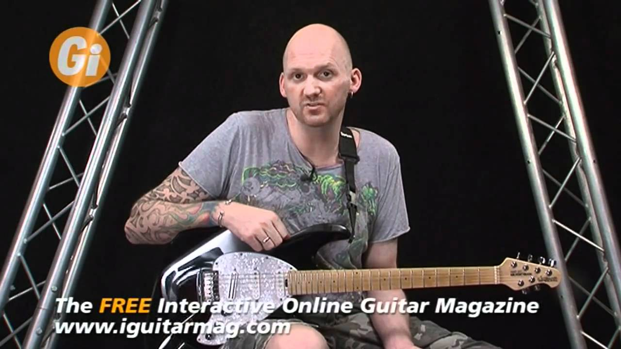 Beginner Guitar Lesson On Triads With Jamie Humphries iGuitar Magazine