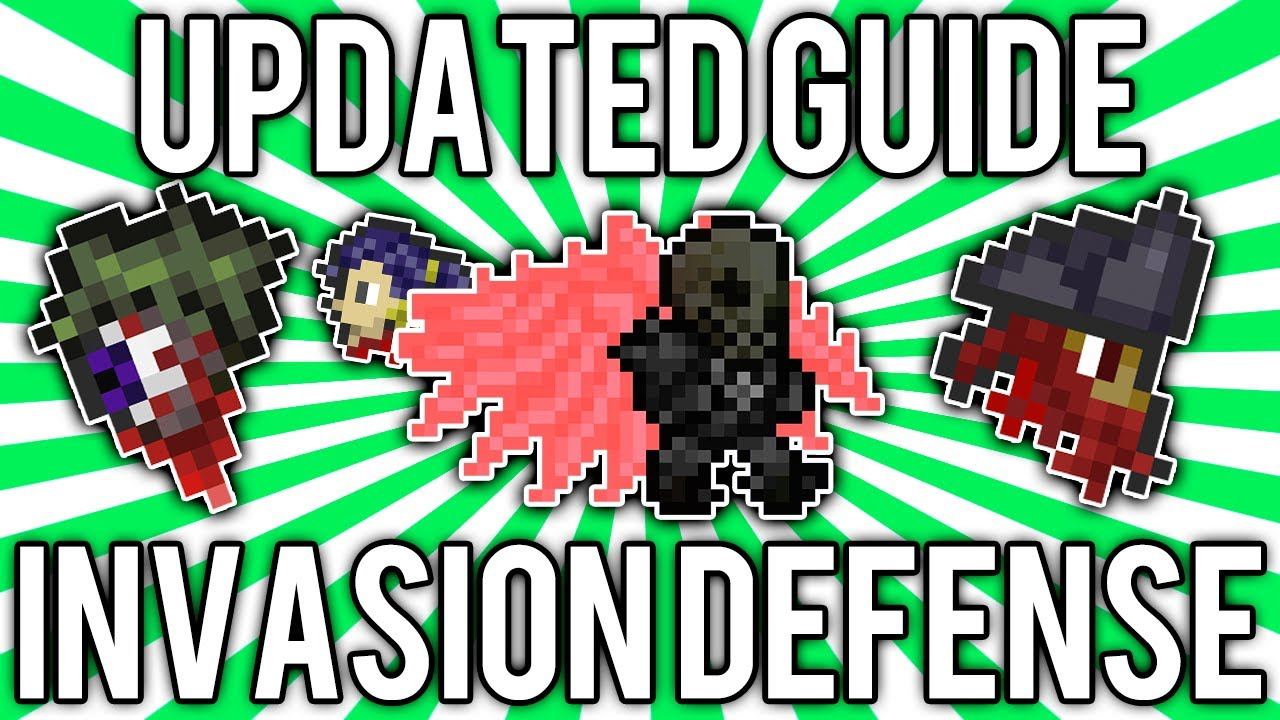 terraria how to build defense