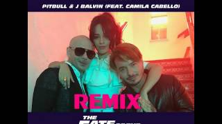 Remix Pitbull & J Balvin   Hey Ma ft Camila Cabello edit dj electron