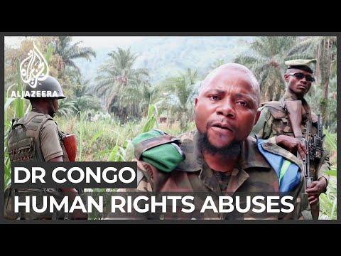 DR Congo violence: