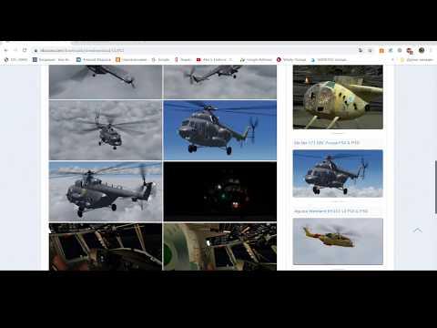 Ми-8  Установка в Microsoft Flight Simulator X