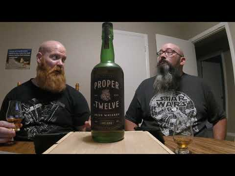 a5cc30de3 Proper No. Twelve Irish Whiskey Review - YouTube