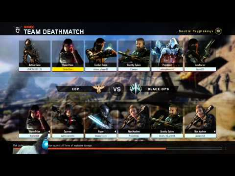 TDM Massacre! Black Ops 3 Team Deathmatch Skilled Gameplay