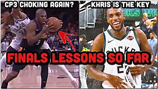 Everything the 2021 NBA Finals is Proving So Far..