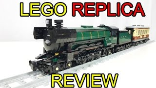 Lepin Emerald Night Train Review
