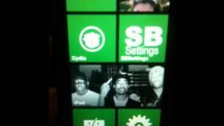 best windows phone 7 theme on iphone os7 new tiles