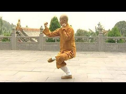 Shaolin small Buddha kung fu