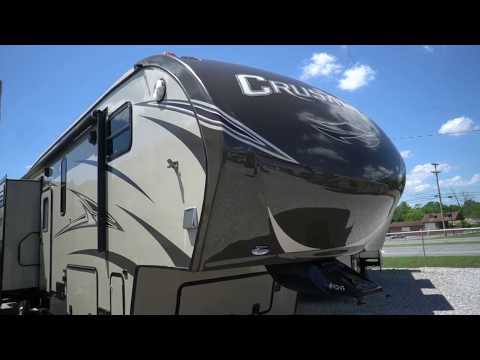 sold!-2015-prime-time-crusader-370-bhq-fifth-wheel,-level-up,-4-seasons,-$37,900