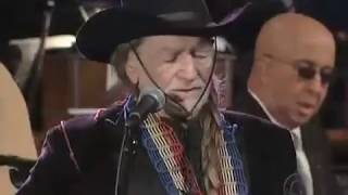 Willie Nelson — You Don't Know Me — Live