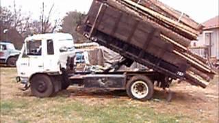 UD dump truck videos
