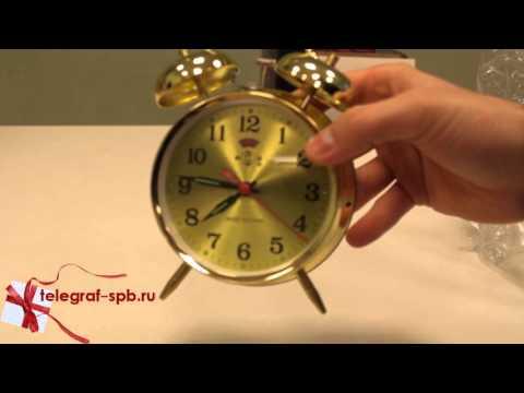 Механический будильник - Классика