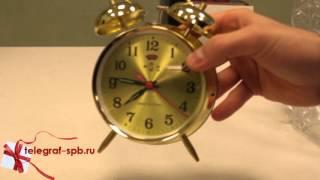 видео будильник механический купить