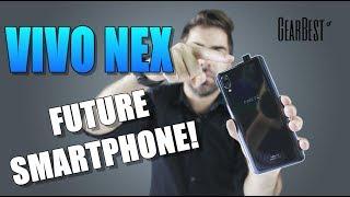 Vivo NEX Full Screen Display and Pop-Up Camera - GearBest