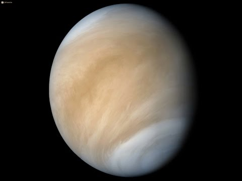 Our Solar System's Planets: Venus | in 4K Resolution