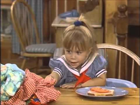 Full House Cute Funny Michelle Clips From Season 3
