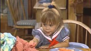 Full House - Cute / Funny Michelle Clips From Season 3 (Part 1)