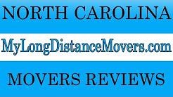 North Carolina Long Distance Moving Companies - MyLongDistanceMovers.com
