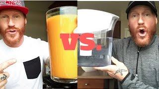 Water Fasting VS. Juice Cleansing / Naturally heal Dermatitis, Eczema, Psoriasis