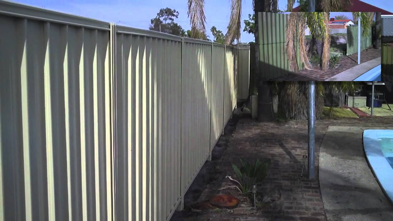 New Fence Youtube