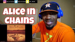 Thanks to all our vets!!!! |  Alice In Chains - Rooster | REACTION