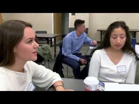 Sen. Curran's Fall 2017 Youth Advisory Council