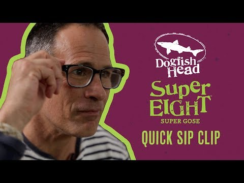 Dogfish Head Quick Sip Clip - SuperEIGHT Super Gose