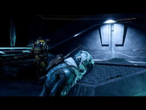 Mass Effect: Andromeda: Jaal is worried about Ryder (romance)