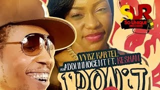 Vybz Kartel Aka Addi Innocent & Keshan - Bubble Up Yuh Body [Set Straight Riddim] June 2014