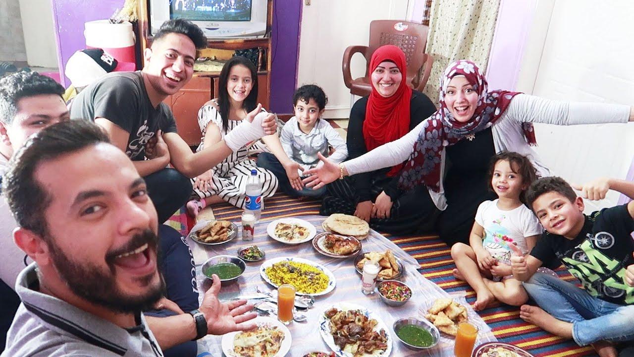 اخيرا اتعزمنا فى رمضان!!