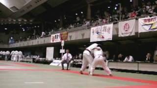 2010年6月5日に行われた全日本実業柔道対抗大会 3部 4回戦 小室宏二(...